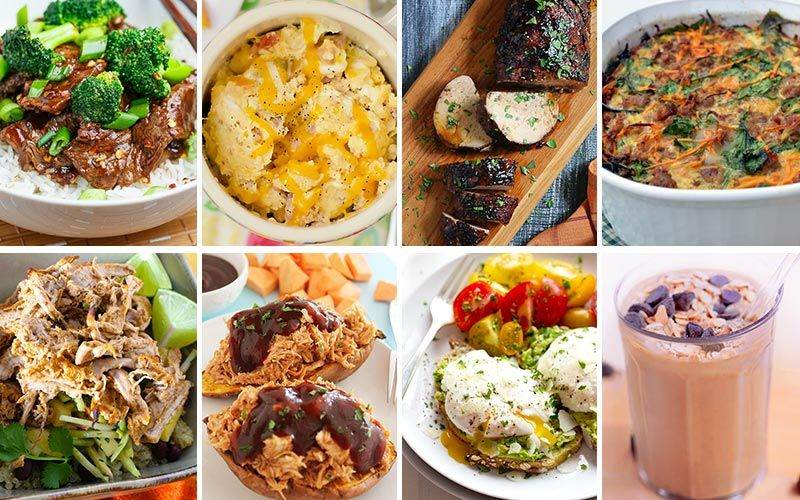 Recipes for Muscle Building