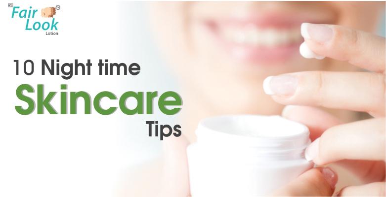 10-Night-time-Skincare-Tips