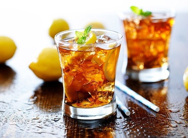 Detox Iced Teas for Weight Loss