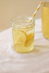 Iced Lemon Chamomile Tea