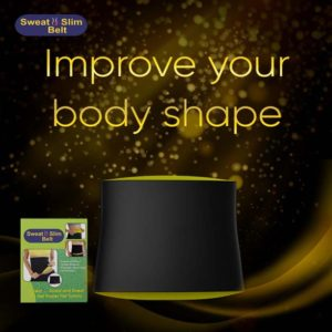 Sweat Slim Belt to Lose Weight