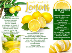 lemons-health-benefits